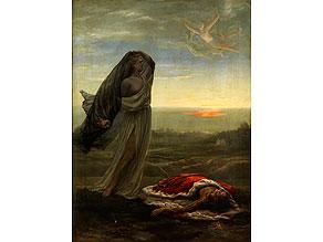 P. G. Saint-Laurent, französischer Maler des 19. Jahrhunderts