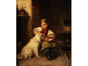 Kort,  Maler des 19. Jahrhunderts