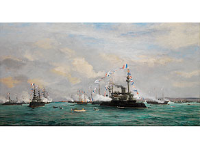Robert Charles Mols, 1848 Antwerpen – 1903