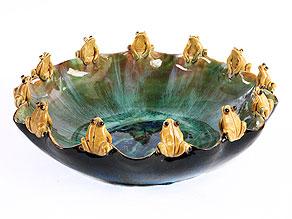 Seltene Keramikschale