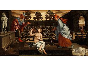 Lodewyk Toeput, um 1515 Antwerpen – um 1603/ 1605 Treviso, zug.