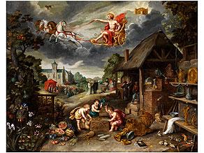 Jan Brueghel der Jüngere, 1601 - 1678
