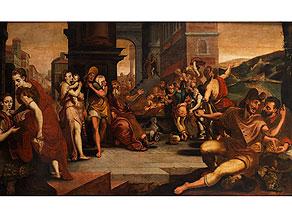 Frans Floris, 1516 Antwerpen – 1570, zug.
