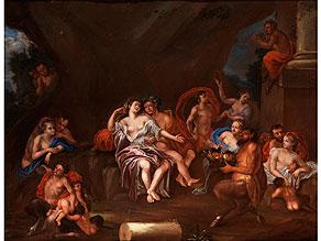 Maler der franco-flämischen Schule des beginnenden 18. Jahrhunderts
