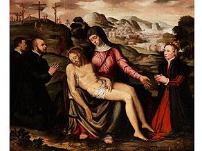 Jacob de Backer, 1555 - um 1585, zug.