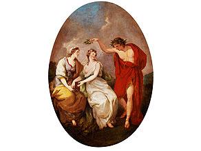 Angelica Kauffmann, 1741 Chur – 1807 Rom