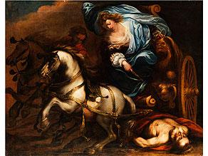 Genueser Maler des 17. Jahrhunderts