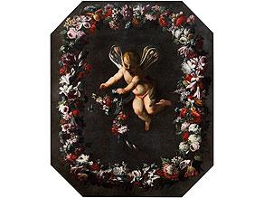 Giovanni Stanchi, 1608 – 1675, zug.