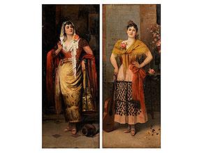 Egisto Ferroni, 1835 Lastra a Signa – 1912