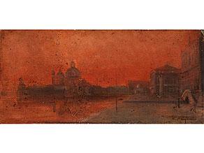 Pietro Fragiacomo, 1856 Triest – 1922 Venedig