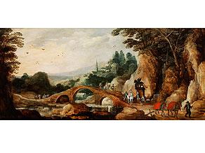 Joos de Momper d. J., 1564 Antwerpen – 1635, zug.
