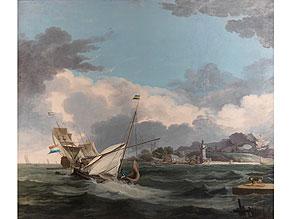 Hendrik Willem Schweickardt, 1746 – 1797, zug.