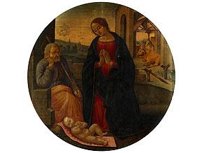 Sebastiano di Bartol Mainardi, um 1460 San Gimignano – 1513 Florenz, zug.