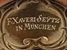 Detail images:  Stutzuhr