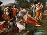 Detail images:  Französischer Maler des 19. Jahrhunderts
