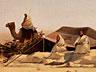 Detail images:  George Avril, französischer Orientalist des 19. Jahrhunderts