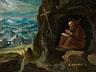 Detail images:  Niederländischer Maler des 17. Jahrhunderts im Kreis von Paul Bril
