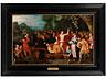Detail images:  Louis de Caullery, 1580 Antwerpen – 1621, zug./ Art des