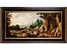Detail images:  Joos de Momper d. J., 1564 Antwerpen – 1635, zug.