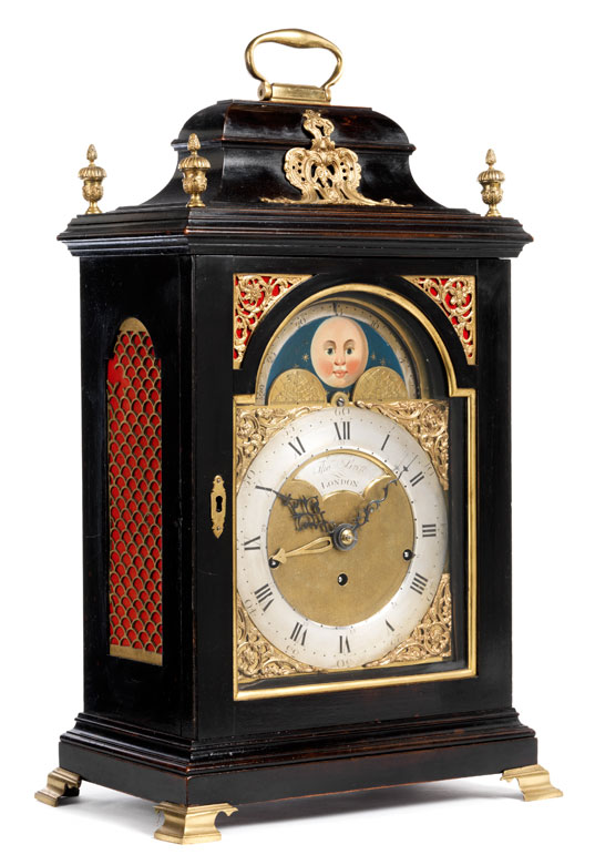 Kommodenuhr (Bracket clock)