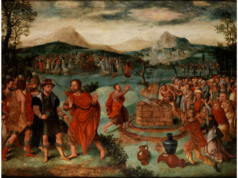 Lucas Gassel, 1500 – 1570, zug.
