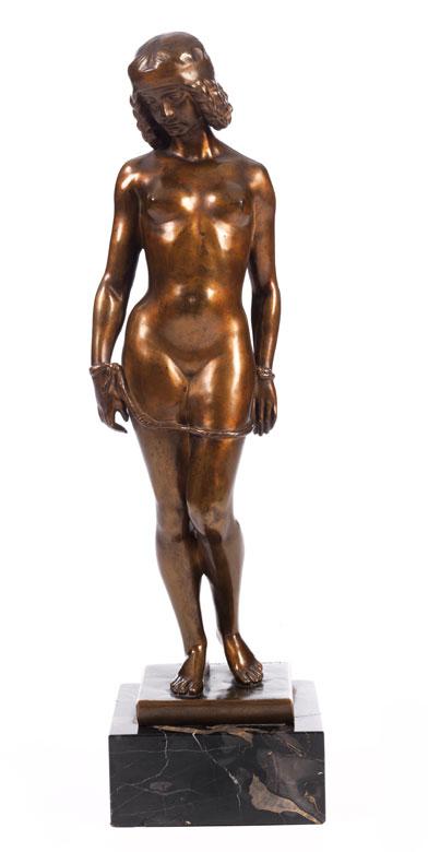 Andromeda von Lilli Wislicenus-Finzelberg, 1872 - 1939