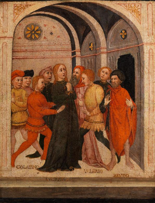 Sano di Pietro, 1405/ 06 – 1481, zug.