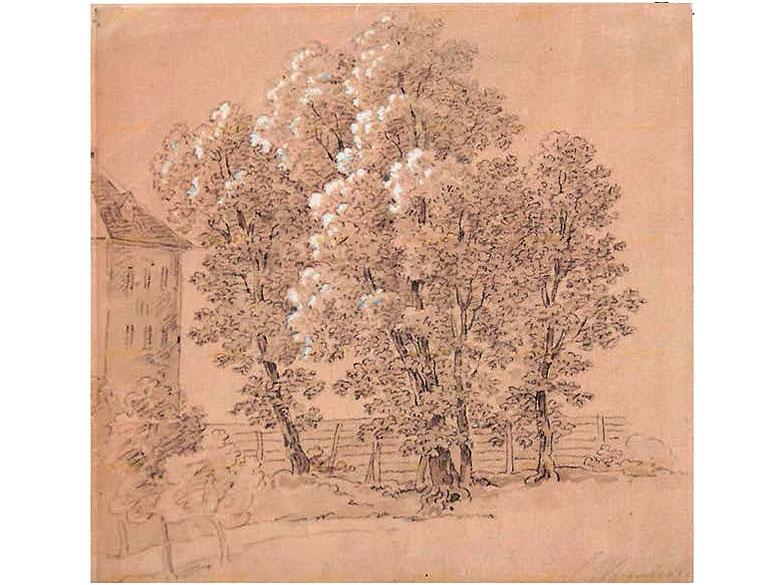 Simon Warnberger, 1769 Pullach - 1847