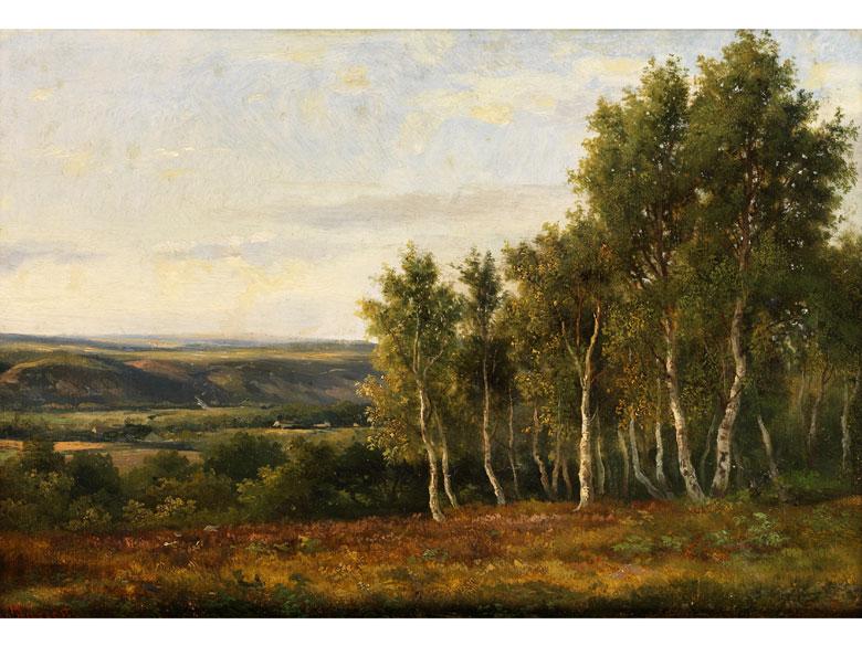 Henri Joseph Marcette, 1824 Spa - 1890 ebenda