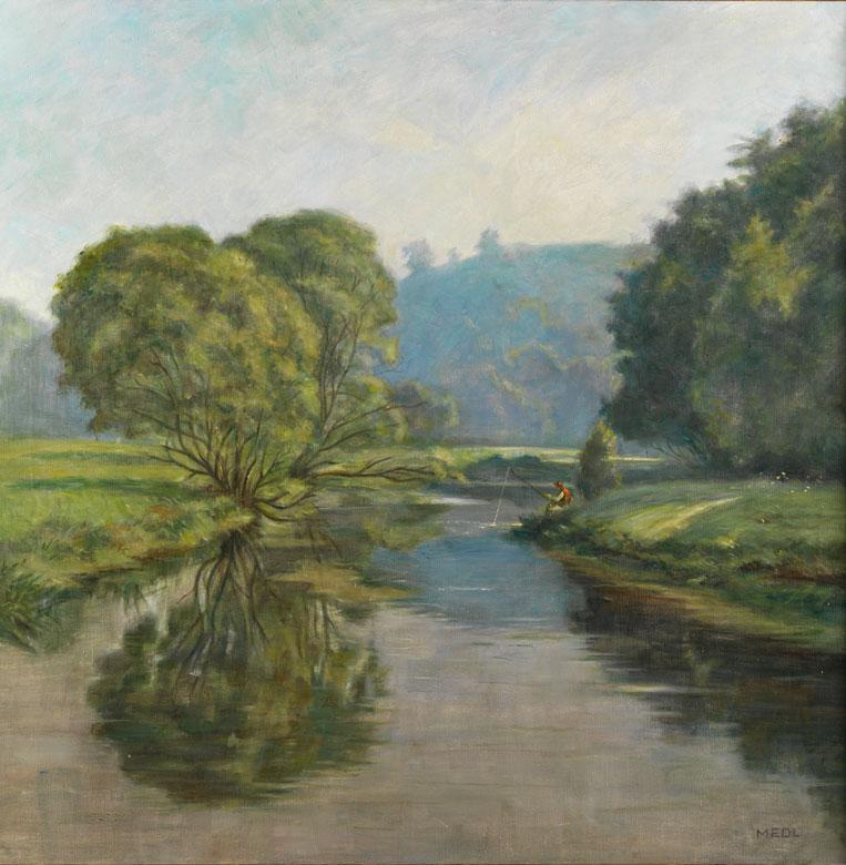 Medel, Maler des 20. Jahrhunderts