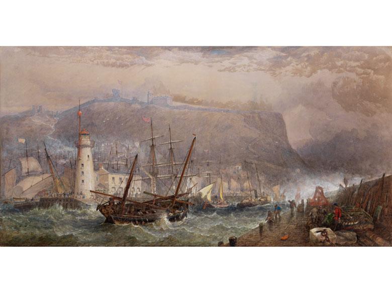 George Henry Andrews, 1816 Lambeth – 1898, zug.