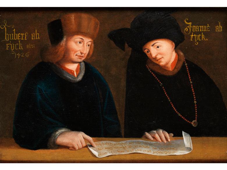 Genter Maler des 17. Jahrhunderts