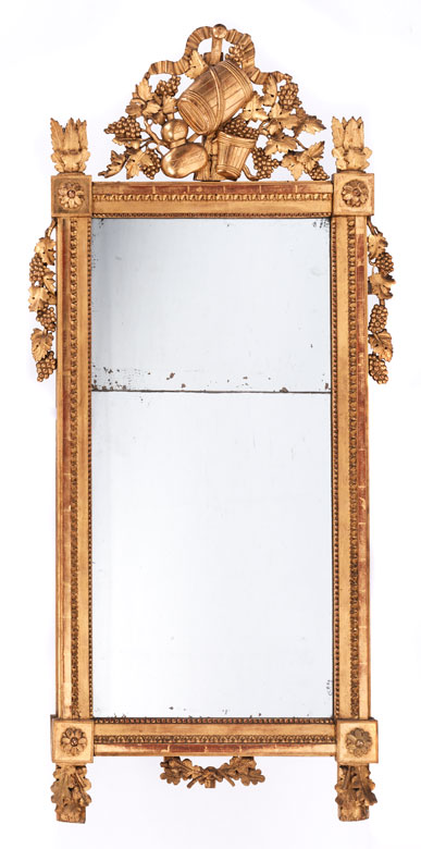Großer Louis XVI-Wandspiegel