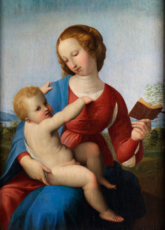 Italienischer Maler des 16. Jahrhunderts