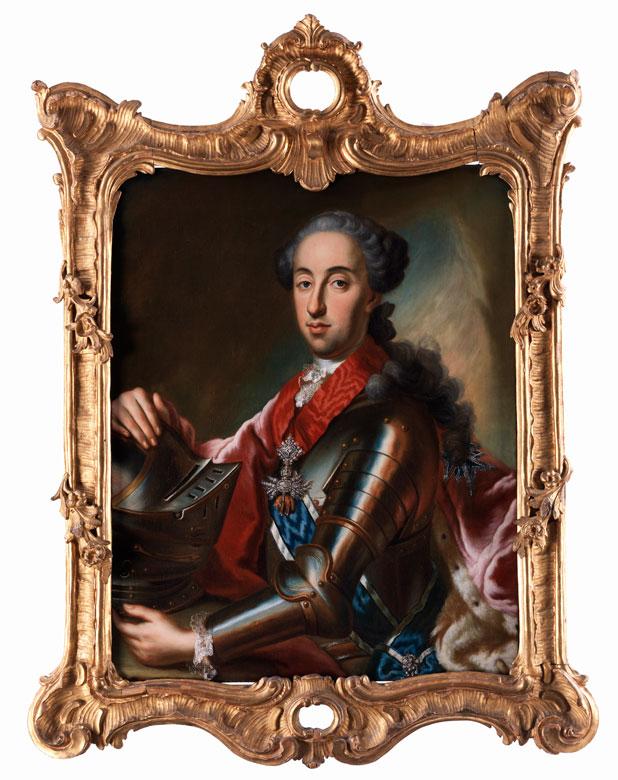 George de Marées, 1697 – 1776, zug.