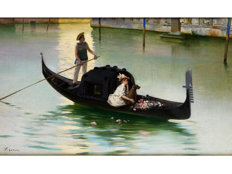 Vittorio Matteo Corcos, 1859 Livorno – 1933 Florenz