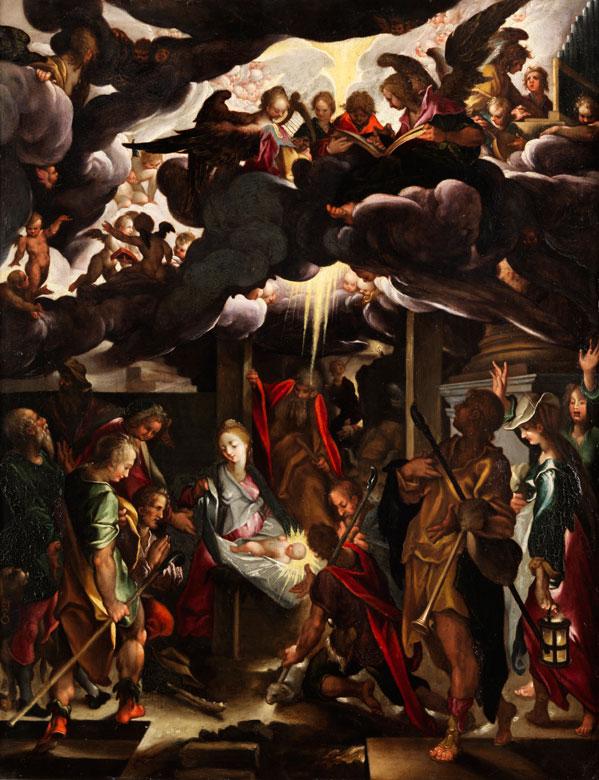 Maler des Prager Manierismus des beginnenden 17. Jahrhunderts