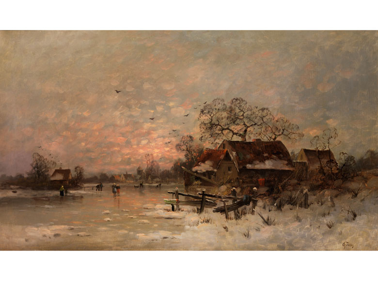 Otto Fedder, 1873 Schwerin – 1919 Wildschwaige