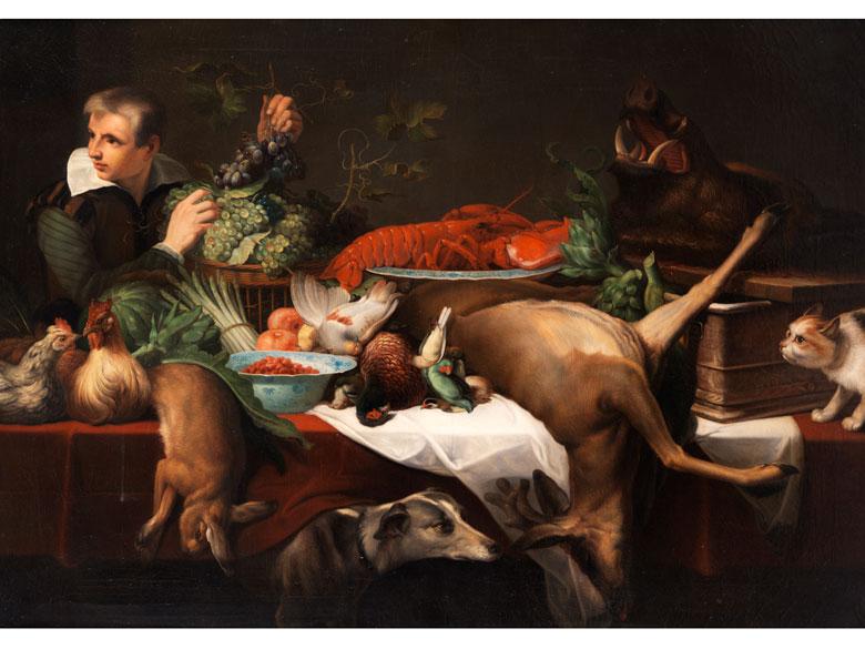 Flämischer Meister in der Nachfolge von Frans Snyders, 1579 – 1657