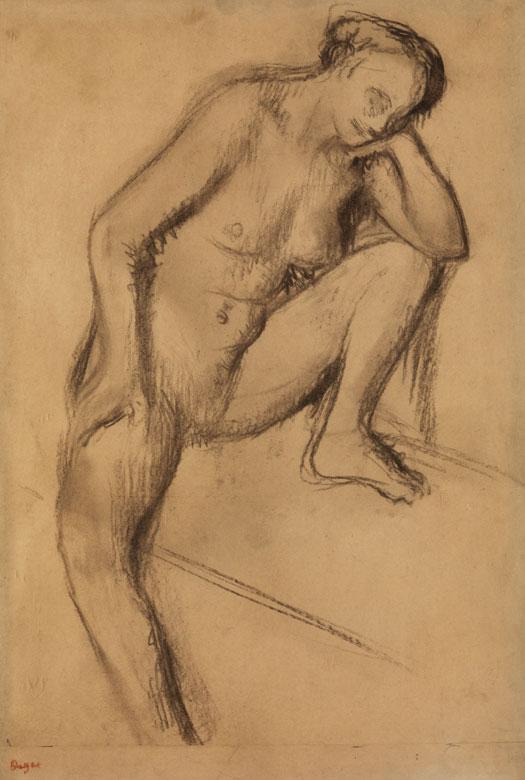 Edgar Degas, 1834 Paris – 1917 Paris