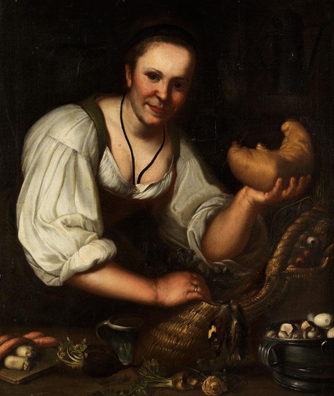 Giacomo Francesco Cipper, genannt Il Todeschini, 1664 Feldkirch/ Vorarlberg – 1736 Mailand, zug.