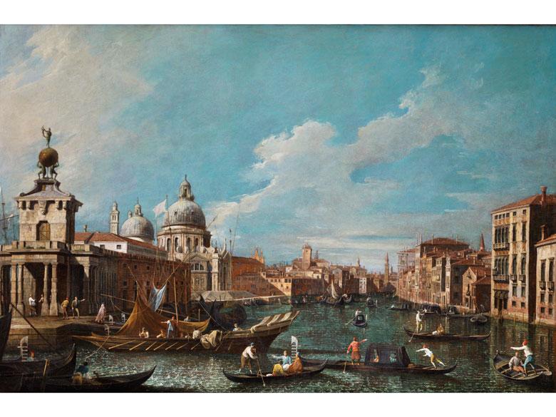 Giovanni Antonio Canal, gen. Canaletto, 1697 Venedig - 1768, Umkreis