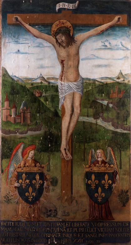 Maler der französischen Schule um 1500