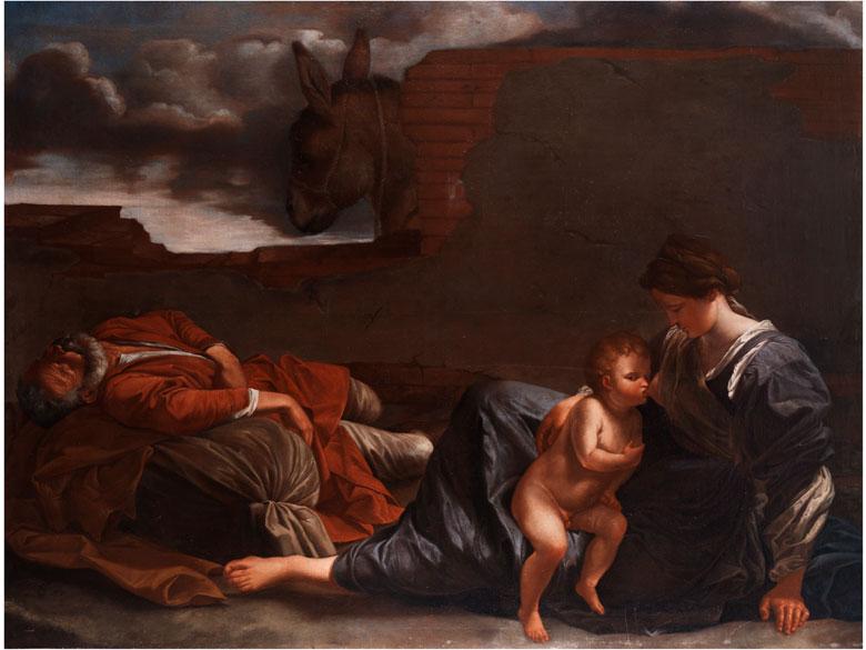 Orazio Gentileschi, 1563 – 1639, zug.