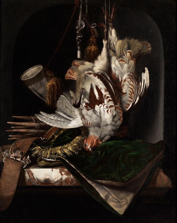 Willem van Aelst, 1627 Uttrecht/ Harlem - ca. 1683 Amsterdam