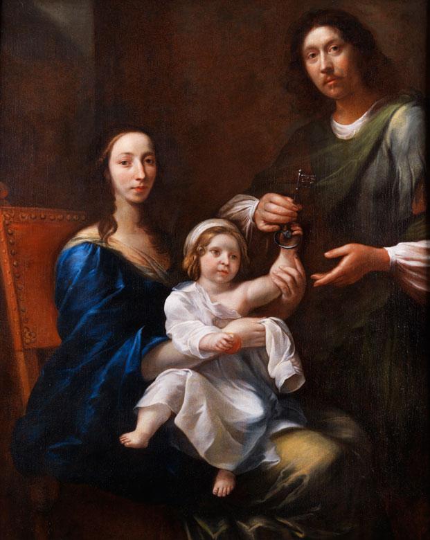 Anthony van Dyck, 1599 – 1641, Nachfolge des