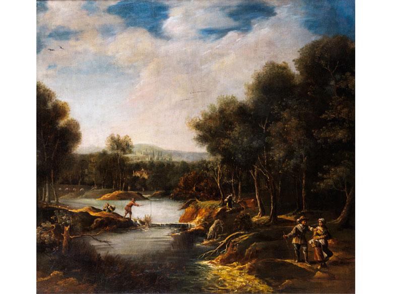 Marco Ricci 1676/ 79 Belluno - 1729/ 30, zug.