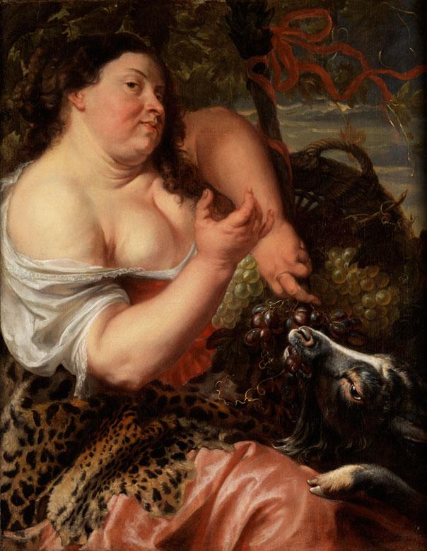 Adriaen van Utrecht, 1599 Antwerpen - 1652, Jan Crossiers, 1600 Antwerpen - 1671