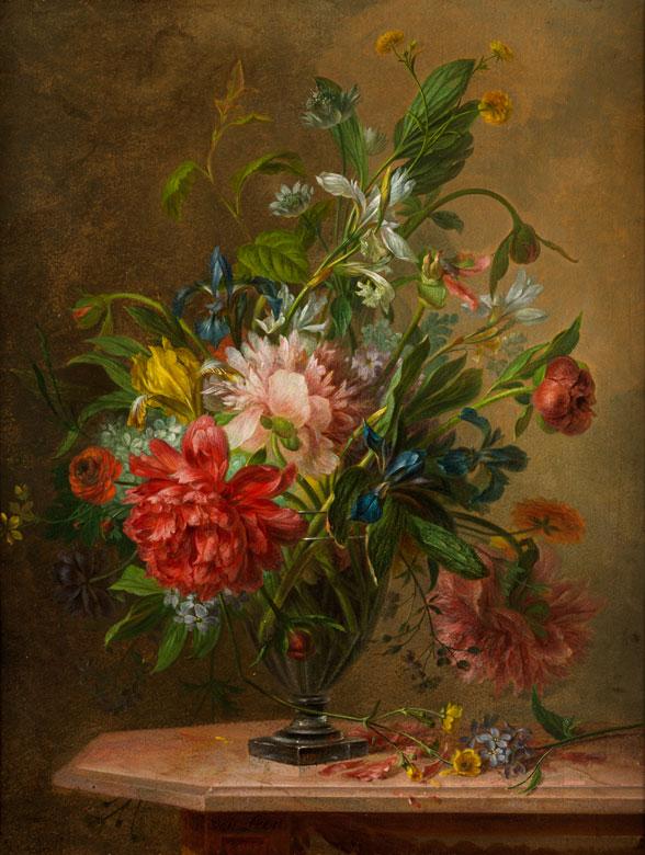 Willem van Leen, 1753 - 1825