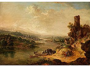 Christian Georg Schütz d. Ä., 1718 Flörsheim – 1791 Frankfurt am Main